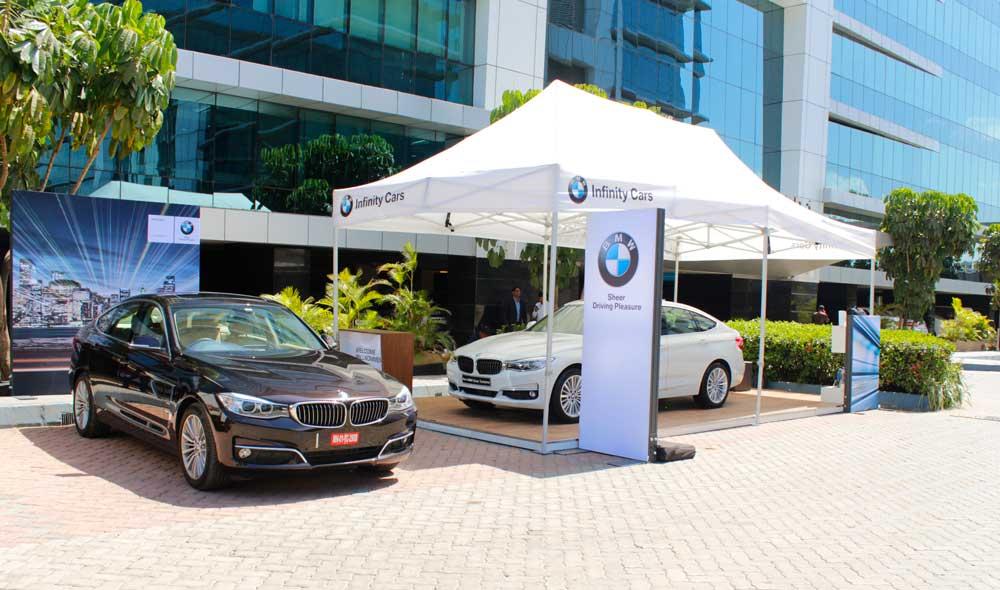 BMW - Insta Brand Activation